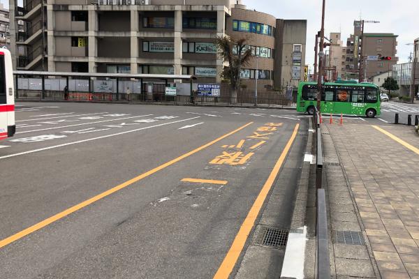 名鉄小牧駅東<br>バスターミナル