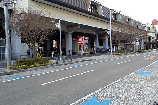 新幹線三河安城駅<br>北口