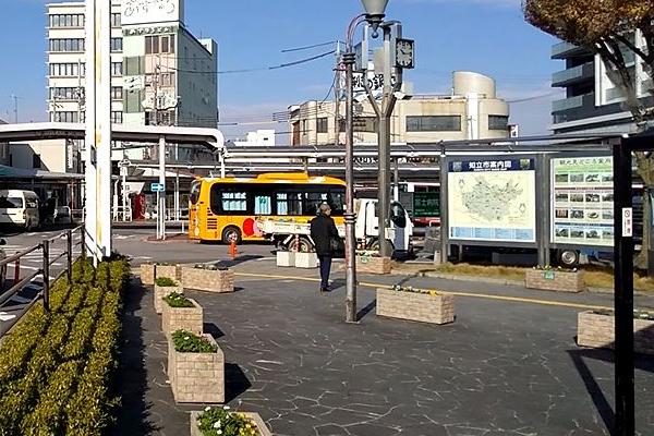 名鉄知立駅前<br>(4番のりば)