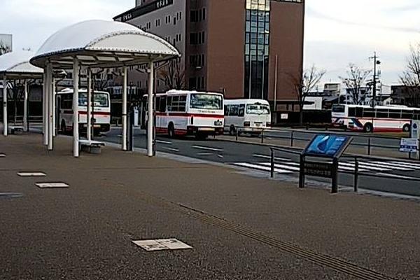 蒲郡駅南口