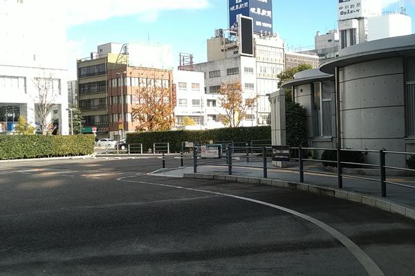JR岐阜駅北口<br>じゅうろくプラザ前