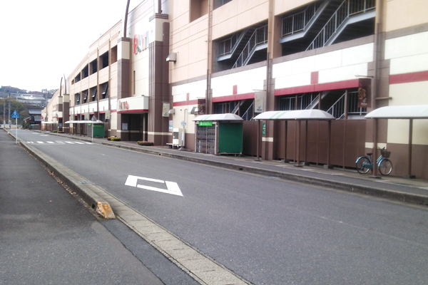 パティオ可児 南東入口前<br>(ヨシヅヤ可児店)