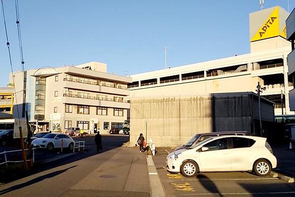 名鉄観光バス<br> 刈谷車庫(刈谷支店)