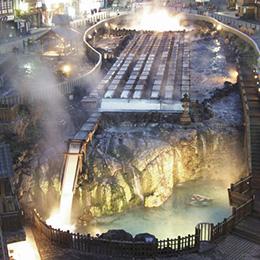 天下の名湯!草津温泉