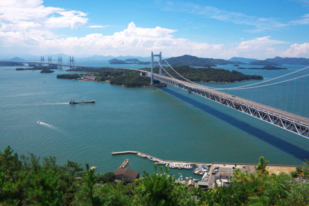 [宿泊]多島海の景観美を満喫!絶景のしまなみ海道と瀬戸内海ぐるっと周遊【Go to トラベル対象】