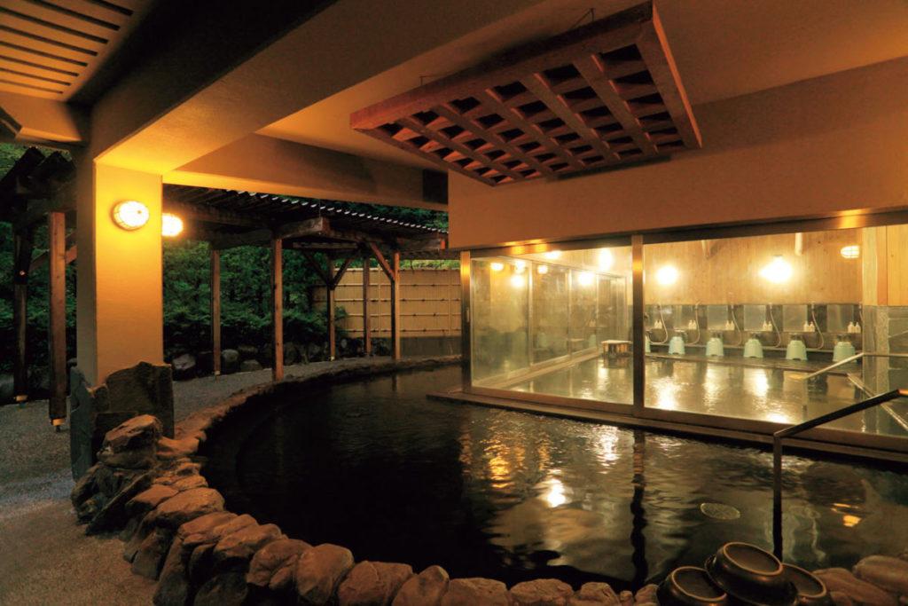 [宿泊]熊野詣でと高野山 日本三美人の湯『龍神温泉』