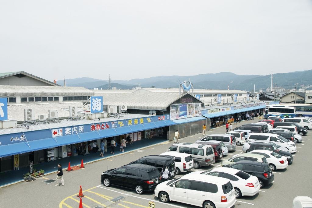 [日帰り]年末お買い物ツアー<br>日本海さかな街【リボンポイント2ポイント】