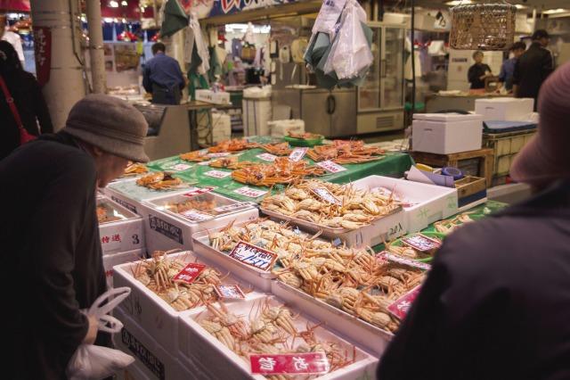 [日帰り]年末お買い物ツアー<br>近江町市場【リボンポイント2ポイント】